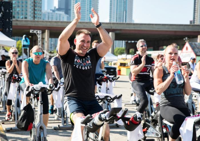 FFC OUTDOOR SPIN CHALLENGE - FRIDAY, SEPTEMBER 7 2018FFC WEST LOOP POOL DECKORSATURDAY, SEPTEMBER 15 2018FFC LINCOLN PARK SUN DECK
