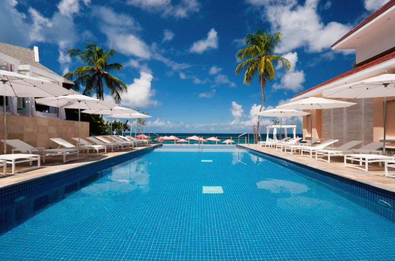 THE BODYHOLIDAY - CARIBLUE BEACH, ST. LUCIA
