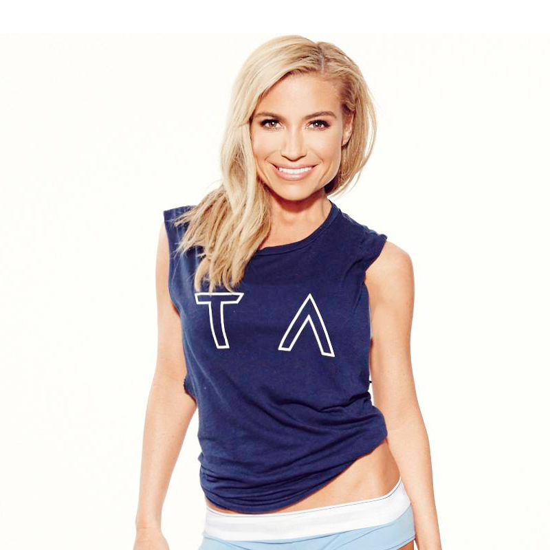 TRACY ANDERSON FITNESS MENTOR -