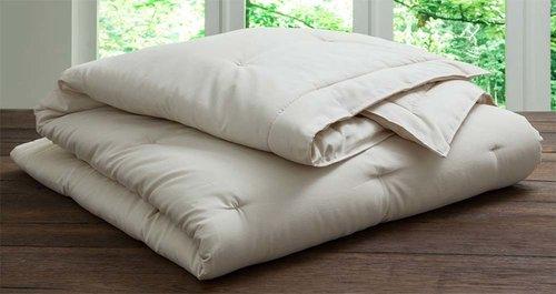 ergenic com comforter king organic cowchickenpig wool down