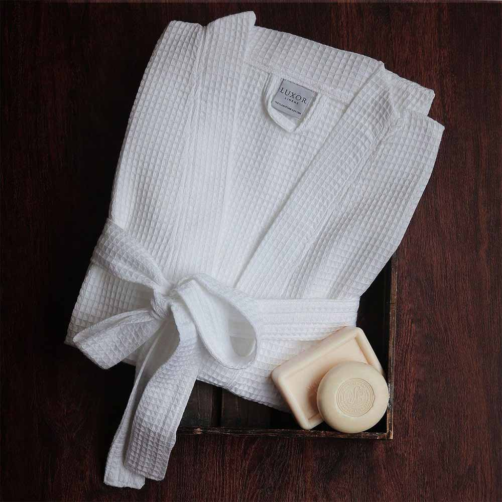 Luxor Linens Egyptian Cotton Robe
