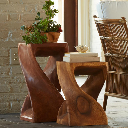 Natural Twist Stool or Table