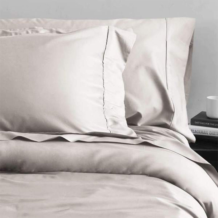 Luxor Linens Camelot Luxury Bamboo Duvet Cover