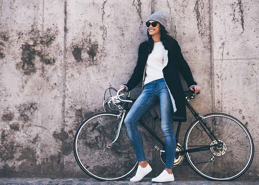 Natural and Organic Jeans and Pants - Our list of top 14 casual organic, natural and eco-friendly Women's Jeans and Pants and  insight on fashions sustainable practices.