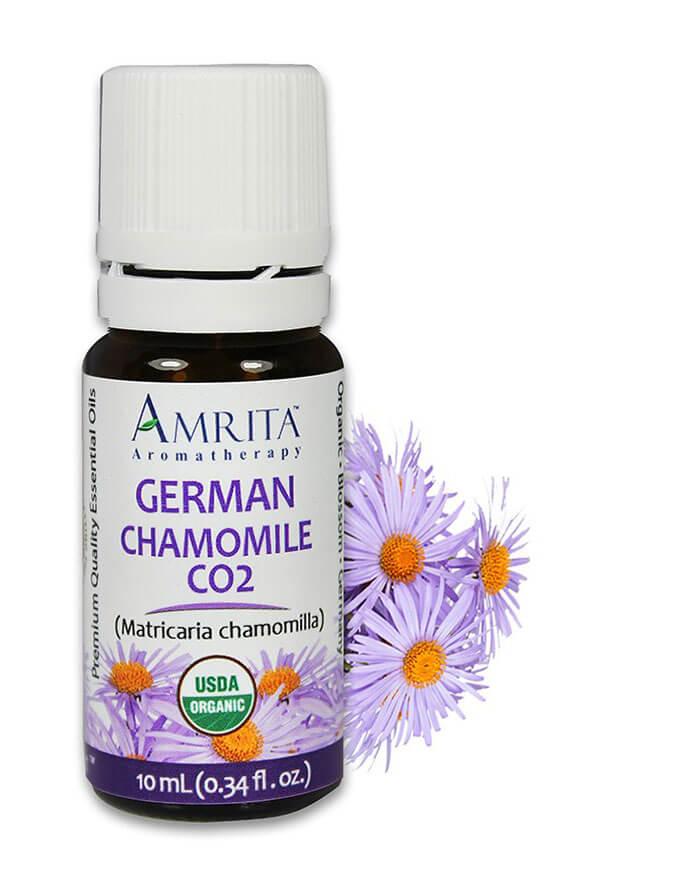 Amrita Aromatherapy Organic Chamomile Oil