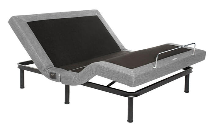 Puffy Mattress Adjustable Base