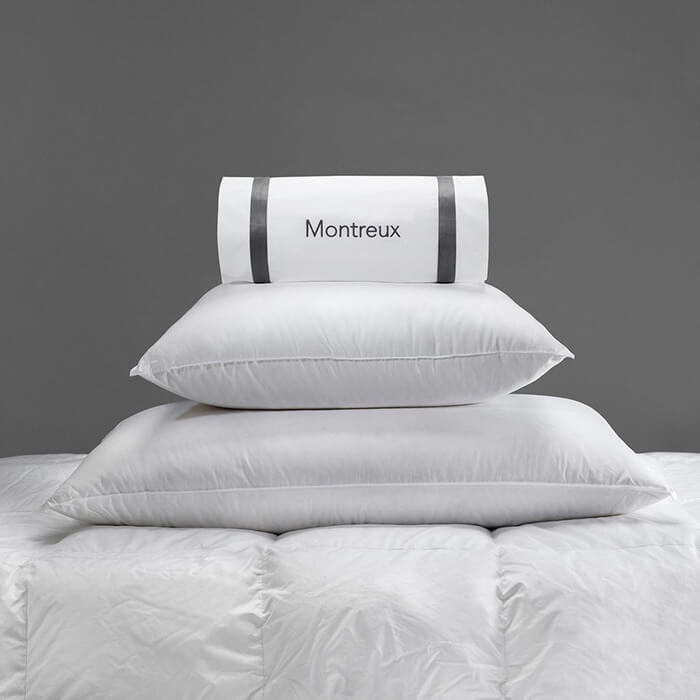 Fig Linens and Home Matouk Montreux Down Pillow