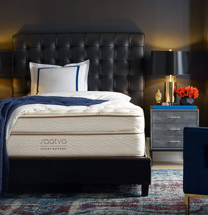 Saatva Luxury Firm Mattress