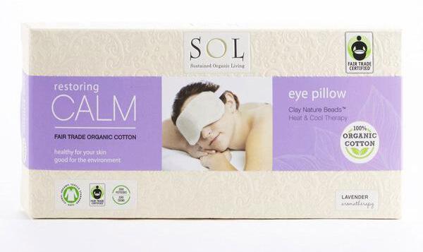 SOL Organics Sleeping Mask