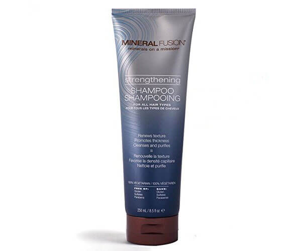 Mineral Fusion Strengthening Shampoo