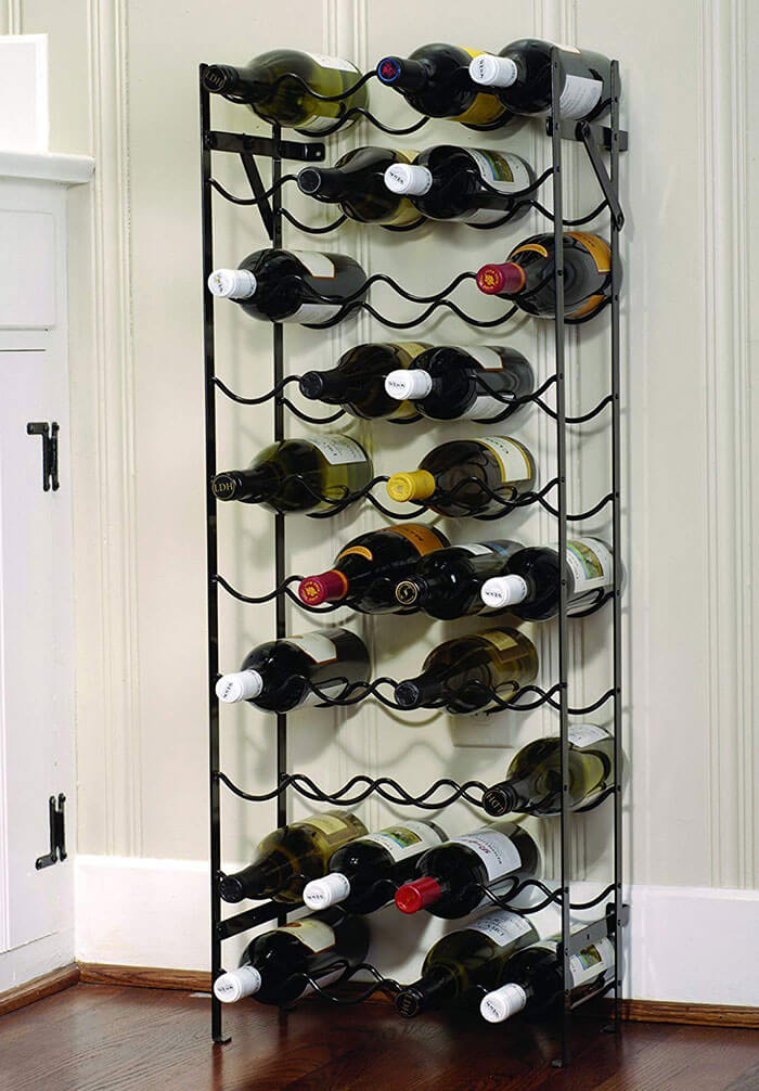 The Shelving Store Alexander 40 Bottle Wine Rack