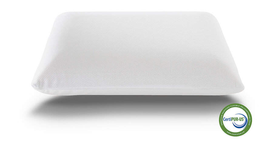 Live and Sleep eco-friendly pillow