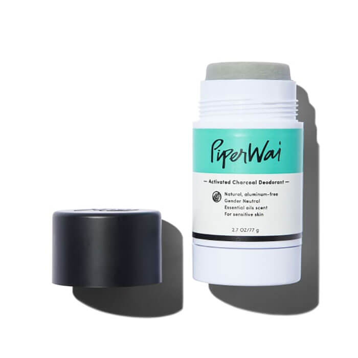 Follain PiperWai Activated Charcoal Deodorant Stick