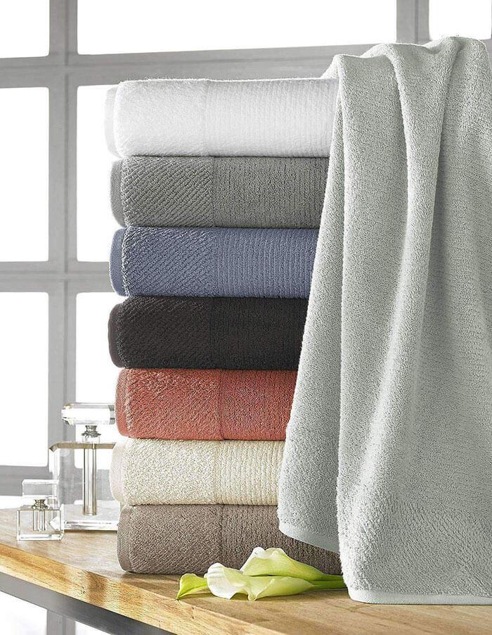 Luxor Liens Bath Towels