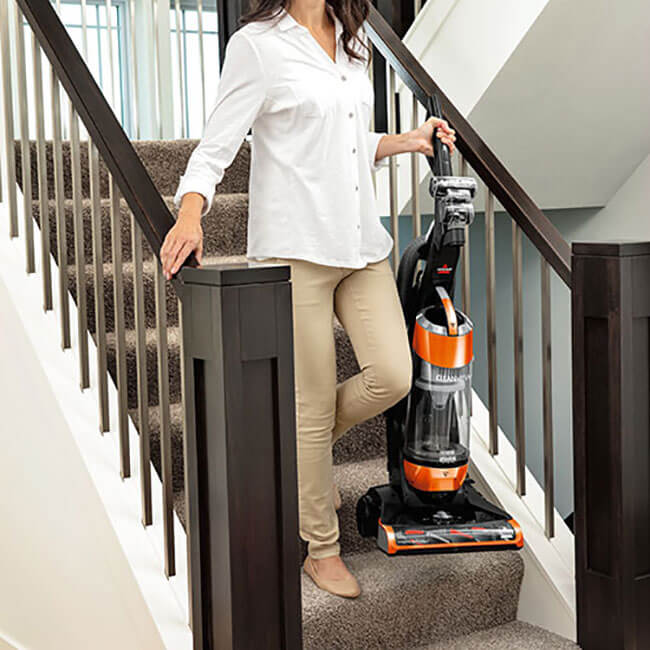 Bissell Green Cleanview Hand Vacuum