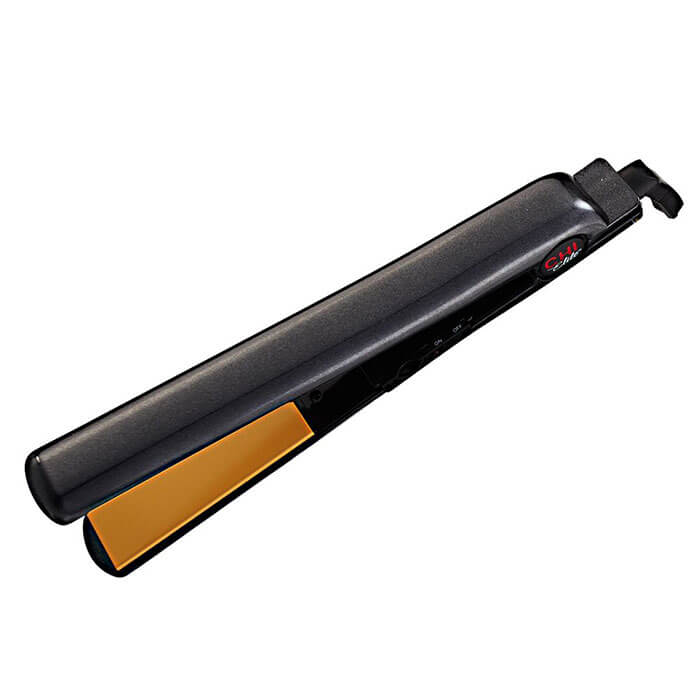 Sally Beauty Elite Shimmer Black Flat Iron