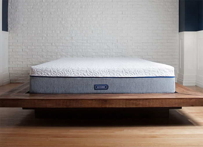 Novosbed Eco-Friendly Firm Memory Foam Mattress