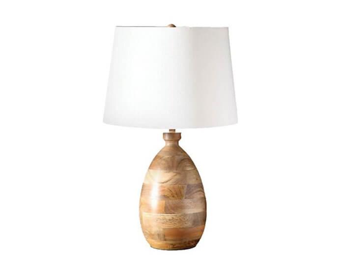 One Kings Lane Natural Nanna Table Lamp