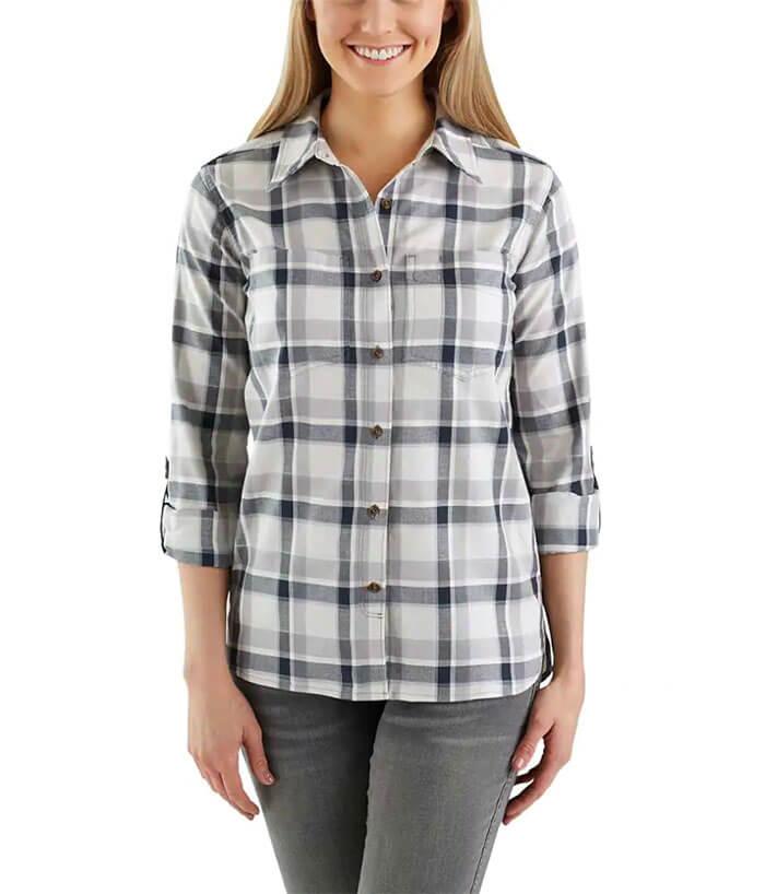 Carhartt Fairview Plaid Shirt