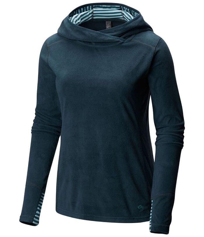 Mountain Hard Wear Women's Microchill Lite Pullover Hoody