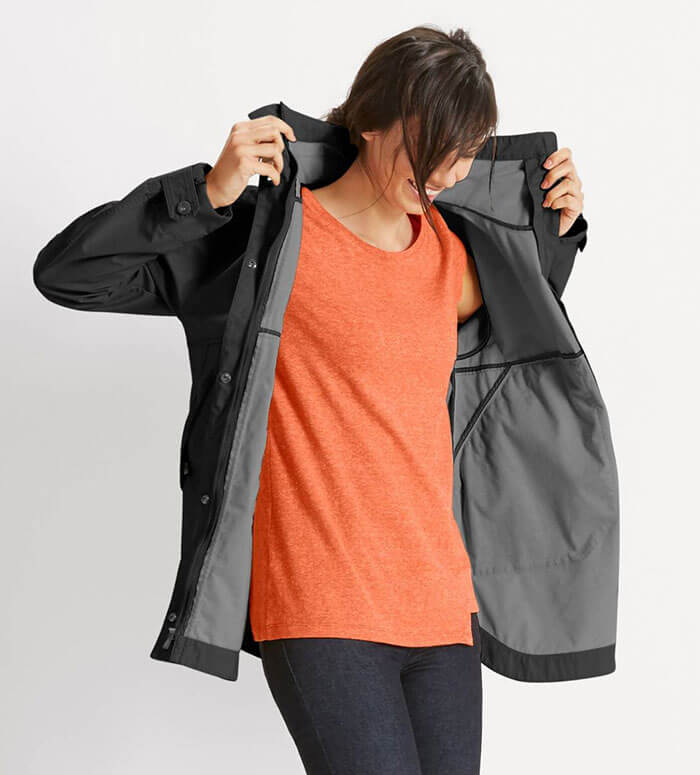 NAU Introvert Softshell Jacket