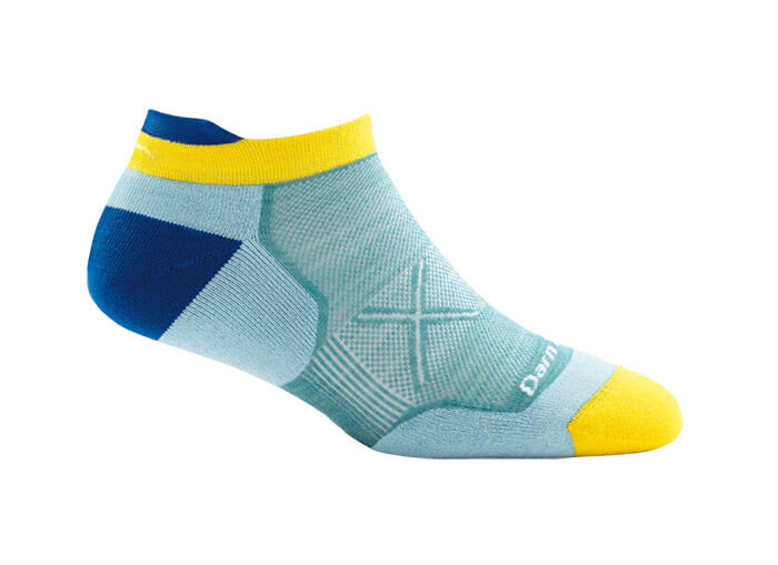 Darn Tough Vertex No Show Tab Ultra-Light Cushion Running Sock