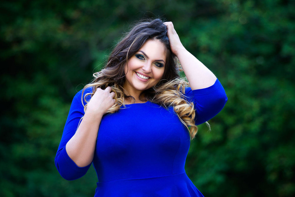 Eco Friendly Organic Women's Plus Size Dresses
