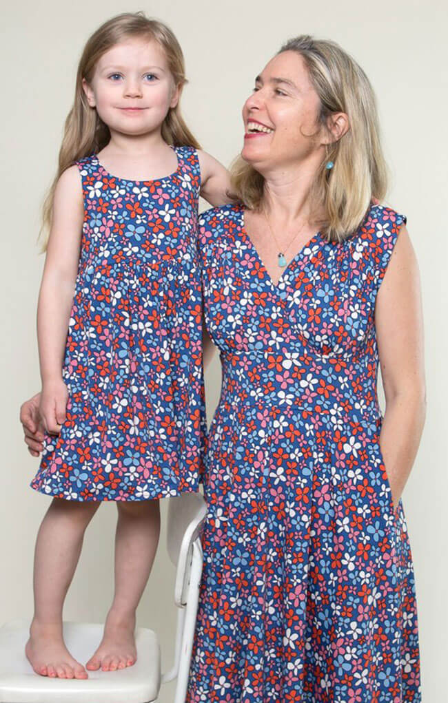Karina Dresses Cali Wildflowers Dress