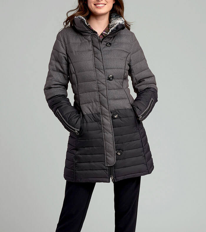 Hatley Wintress Jacket with Faux Fur Lining