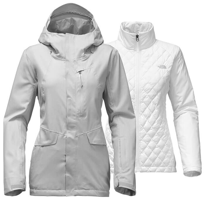 U.S. Outdoor The North Face ThermoBall Snow Triclimate Jacket