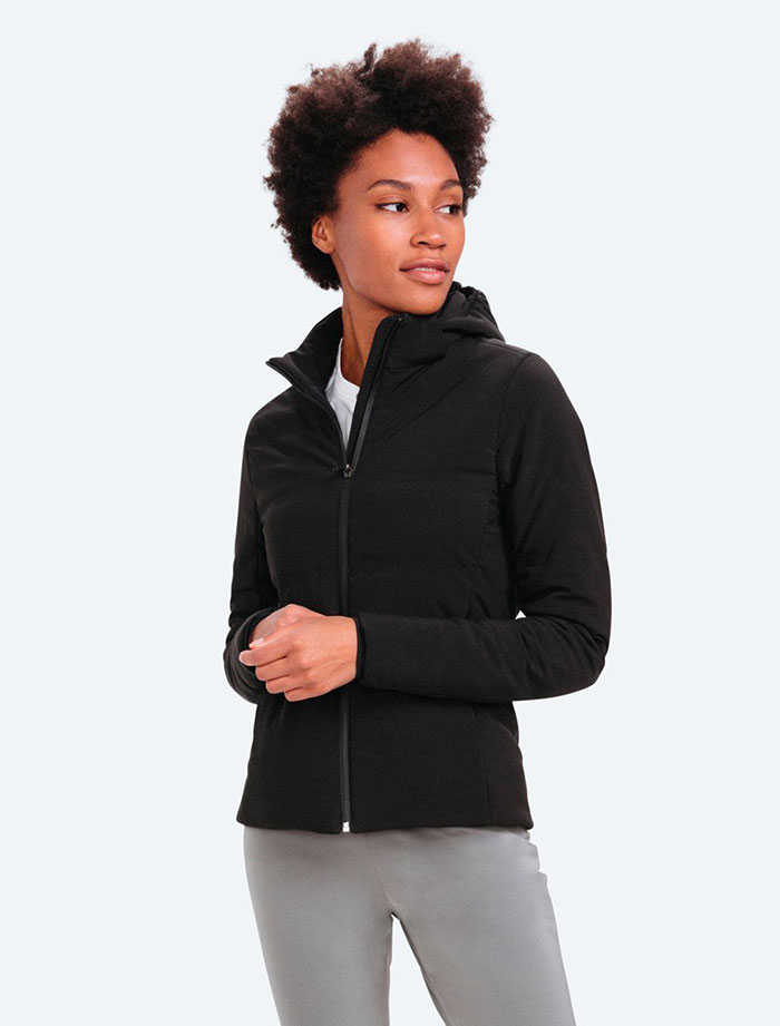 Ministry of Supply Women's Mercury Intelligent Heated Jacket