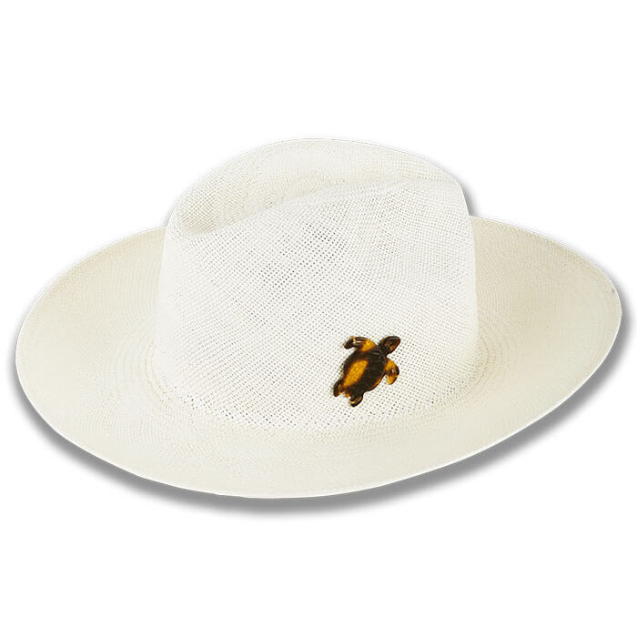 Vilebrequin Women Natural Straw Hat Solid