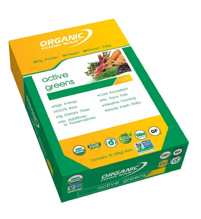 Sunburst SuperFoods Organic Food Bar