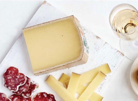 Murray's Cheese Champlain Valley Organic Triple Cream