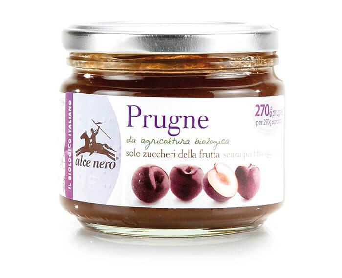 Sensibus Organic Plum Jam