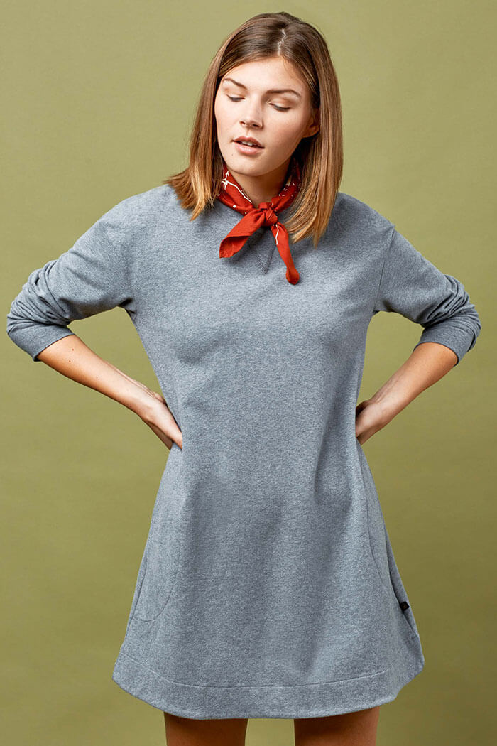 United by Blue Leidy Terry Fleece Dress