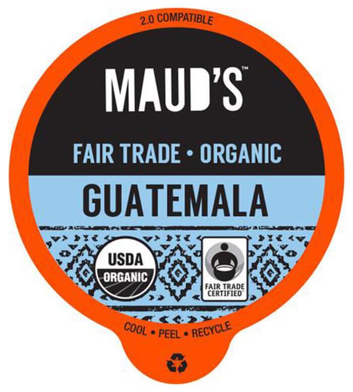 Intelligent Blends Organic Guatemalan Coffee Pods