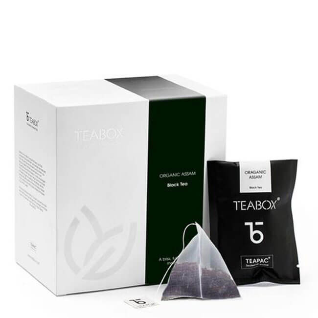 Teabox Organic Assam Tea