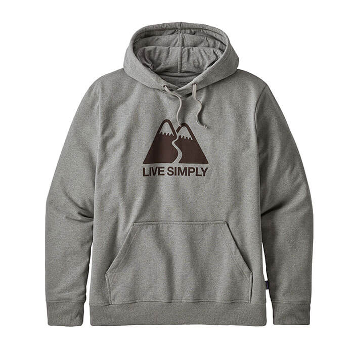 Patagonia Men's Live Simply Winding Uprisal Hoody