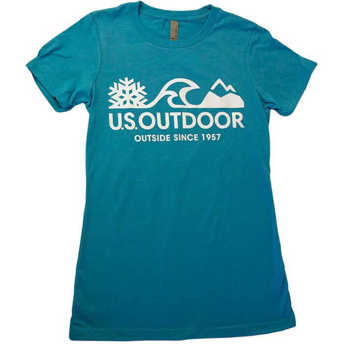 U.S. Outdoor Logo Tee Shirt