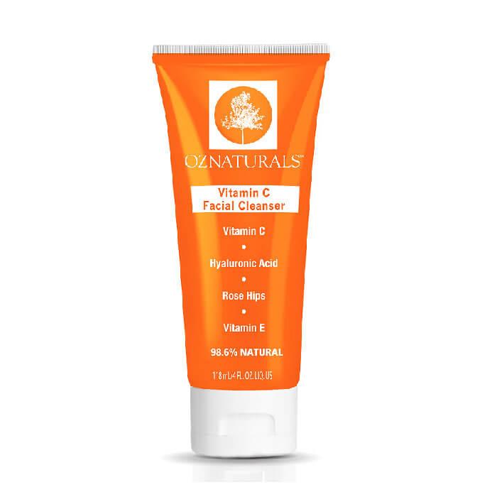 OZNaturals Vitamin C Cleanser