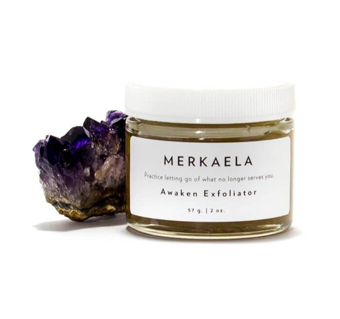 Merkaela Awaken Body Exfoliator