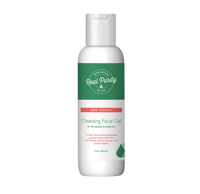 Real Purity Cleansing Facial Gel
