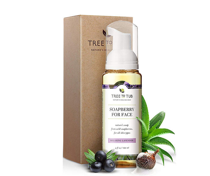 Tree to Tub Facial Cleanser