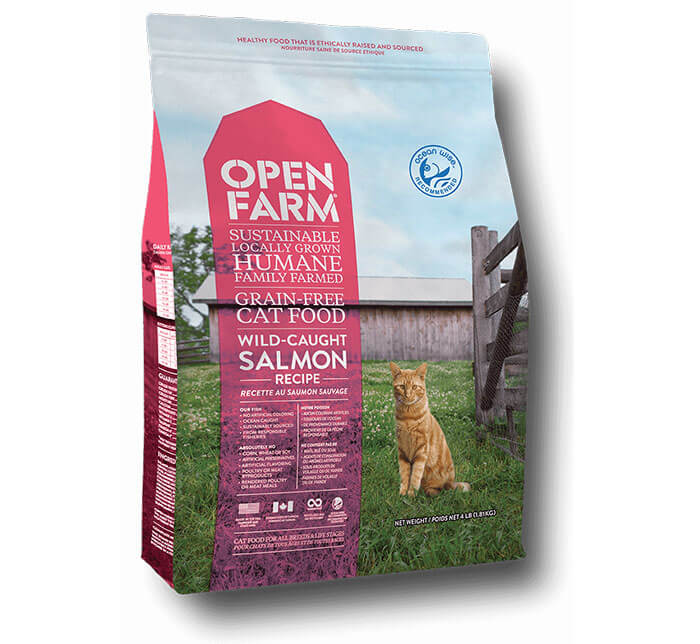 Open Farm Ethically Sourced Cat Food