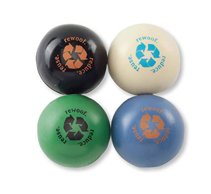 Cherrybrook Planet Dog Orbee Tuff Recycle Ball Valu-Pack
