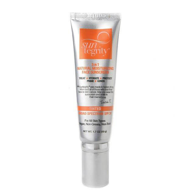 AILLEA 5 in 1 Natural Moisturizing Face Sunscreen SPF 30