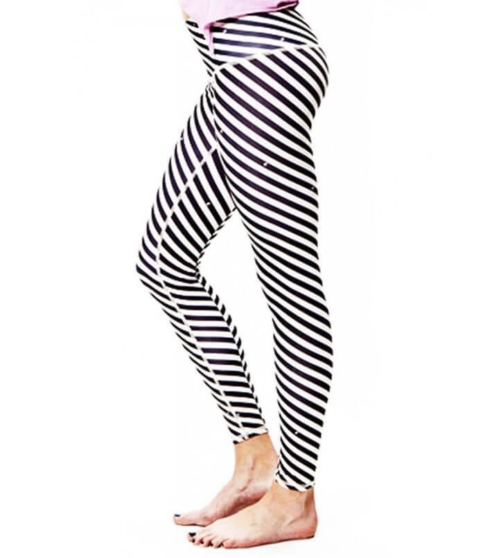 Evolve Fit Teeki Balanced Traveler Hot Pant Legging