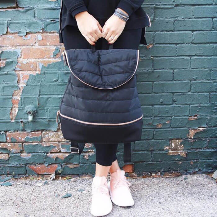 Stella & Dot Crush It Backpack