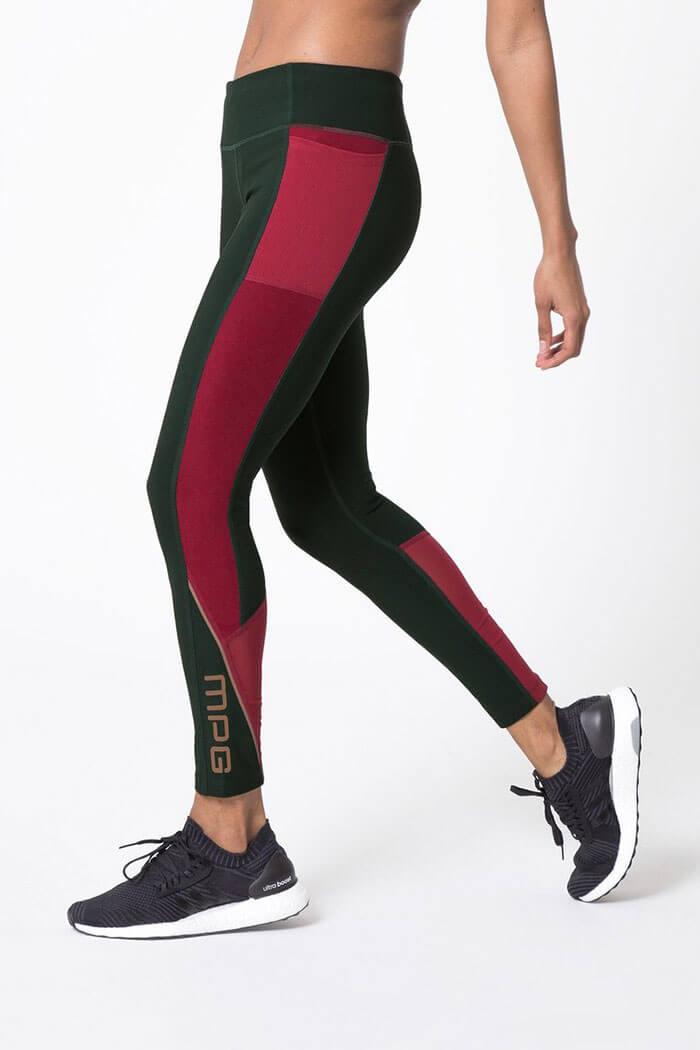 MPG Sport Roster 2.0 7/8 Color Block Legging